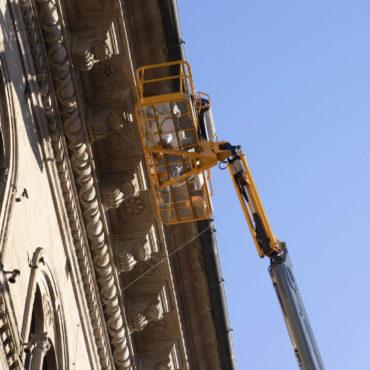 Ristrutturazione edilizia e modifiche di prospetto