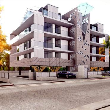 Edificio Residenziale: Video Animazione