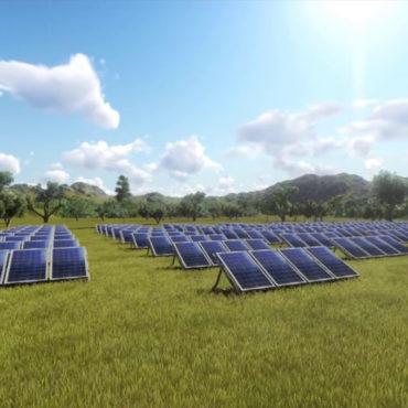 Installazione pannelli fotovoltaici: Video Animazione