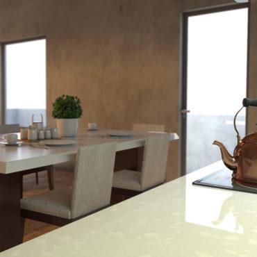 Appartamento Modena: Render 360°